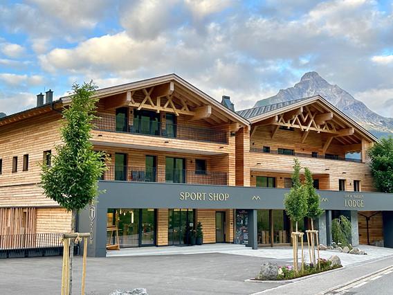 Aparthotel Lech Valley Lodge